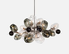 Lindsey Adelman : Lighting : BURST : CUSTOM BURST CHANDELIER