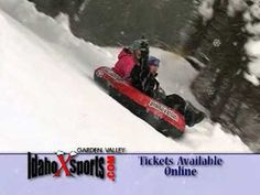 #GardenValley Tubing Hill, southwest #Idaho about 52 miles from Boise.   Visitidaho.org