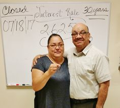 """As we went through the process, everything was explained to us in detail, making this experience very pleasant. NACA is the best experience we had in purchasing a home."" A great 2.625% fixed rate makes it even more pleasant! Congratulations Mr. and Mrs. Ruiz! #Chicago #AmericanDream #NACAPurchase 2.64% APR"