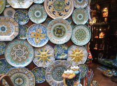 Sicilian Pottery- a day learning the process of making pottery