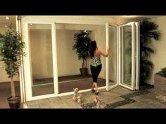 Folding Patio Doors, Folding Glass Doors,Folding Exterior Doors,Folding French Doors,Panoramic Doors