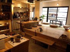 新町の和カフェ、金継ぎで器の修理サービス-アートギフトの販売も(写真ニュース)beautiful tea shop in Japan