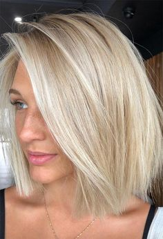 Long Bob Hairstyles for Summer 2020 Lob Haircut Trend 63 Trend Long Bob Haircuts Bob Haircut Bob Haircut Haircuts Hairstyles lob long Summer Trend Blonde Bob Hairstyles, Long Bob Haircuts, Hairstyles Haircuts, School Hairstyles, Hairstyle Short, Fringe Hairstyles, Wedding Hairstyles, Everyday Hairstyles, Office Hairstyles