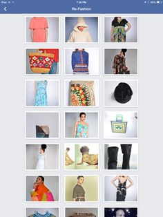 Need a vintage fashion consultant? Check out Re-Fashion on Facebook: https://www.facebook.com/pages/Re-Fashion/1611636122404561