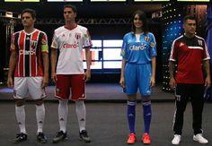 032bc4879c Botafogo-SP 2014 adidas Home and Away Kits