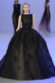 Elie Saab Haute Couture Spring 2014 @}-,-;--