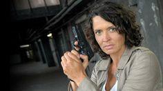 #Tatort Ludwigshafen Ulrike Folkerts als Hauptkommissarin Lena Odenthal