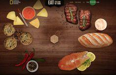 La historia de la comida. National Geographic nos cuenta las historias de la comida que nos hacen ser humanos.