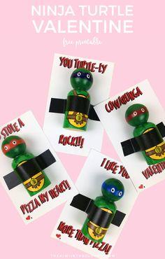 Ninja Turtle Valenti