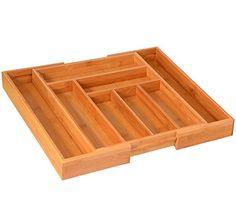 Home-it Expandable Cutlery Drawer Organizer, utensil orga... https://www.amazon.com/dp/B00PHSQJIC/ref=cm_sw_r_pi_dp_x_NmmlybH2V2299