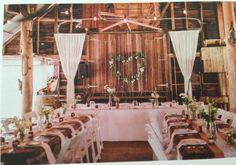 Boomerang farm reception.  Eeee I can't wait!!!