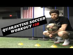 High Level Soccer Training During Quarantine - YouTube Soccer Workouts, Number 10, Soccer World, Soccer Training, High Level, Baseball Cards, Youtube, Soccer, Football Workouts
