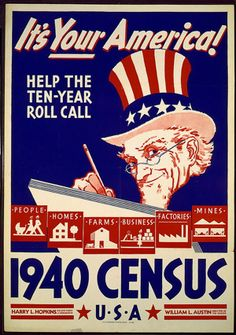 Federal Census Records are one of the first tools that U.S. researchers turn to when beginning their family history research.     While census records don't give you exact dates or vital statistics about your family members, they do provide vital CLUES to assist in further research.