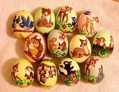 Cascarones or confetti eggs ...more!