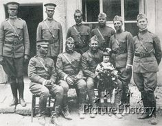 African American's who fought as soldiers in World War 1 were also citizens of Black Wall Street. www.BlackWallStreetMovie.com  Film in development.  Funk  Enter@ctuality Media