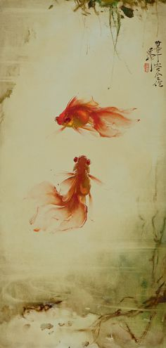 Lee Man Fong - Gold Fish
