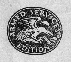 Books for Victory: Publishing During WWII: Armed Services Editions