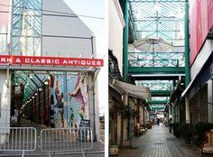 HAMPTON SC: Mercados de pulgas de París