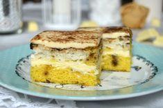 Bezea : 6 albusuri 180 Tiramisu, Ethnic Recipes, Food, Eten, Tiramisu Cake, Meals, Diet