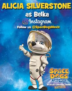 Catch Space Dogs: Adventures to the Moon from my friends Epic Pictures Group opening at a theatre near you August Epic Pictures, Group Pictures, My Friend, Friends, Tiger Cub, Video On Demand, Boy Names, Young Boys, Hd Video