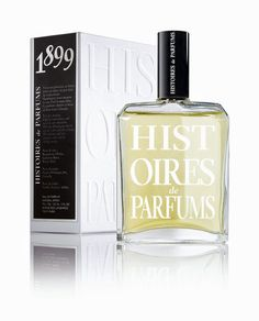 1899 by Les Histoires de Parfums (smoldering and addictive)