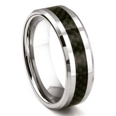 Your place to buy and sell all things handmade Black Tungsten Rings, Tungsten Carbide Rings, Tungsten Wedding Bands, Wedding Ring Bands, Black Rings, Silver Rings, Stainless Steel Rings, Beautiful Rings, Rings For Men