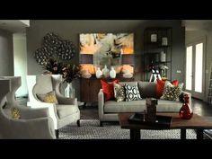 One Room Four Ways | Hello Metro Blog - I.O. Metro #interiordesign #myio