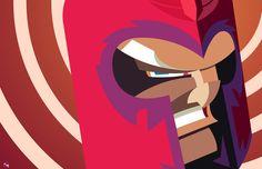 Magneto Geo by ~Jam-Wah on deviantART