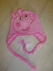How To Crochet Peppa Pig Purse Bag Free Pattern Tutorial By Marifu6a : Peppa pig, Pigs and Crochet on Pinterest