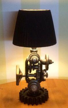 32 L&O black gear machine a