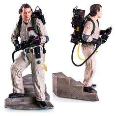 (affiliate link) Ghostbusters Peter Venkman 1:10 Art Scale Statue