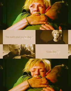 Sam and Jack; Stargate: SG1 Heroes- one of the saddest episodes ever