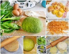 Ricette di base pasta fresca e impasti salati