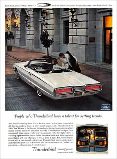 9306ab0f6f CC Outtake  1964 Ford Thunderbird – Flair for Fodder Ford Thunderbird