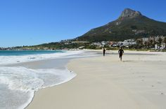 Camp's Bay, South Africa #travel