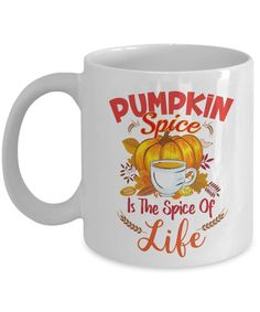 HALLOWEEN-DOUBLE DOUBLE 11 OZ COFFEE MUG SCARY OCTOBER CREEPY TEA CUP RHYME CUP!