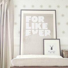 Oh My Deer Print $15 photo via @Monika Albrecht Albrecht Hibbs