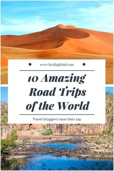 There is nothing like the freedom of a road trip. But have you considered these places?
