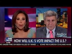 AB News : Judge Jeanine Pirro - U.K.'s Exit From EU And Its Impact On The 2016 Presidential Campaign