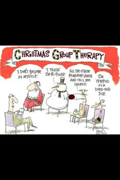 Holiday Therapy