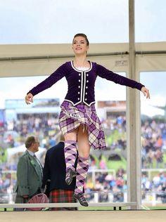 Scottish Highland Dance, Scottish Highlands, Dancing, Punk, Plaid, Style, Fashion, Gingham, Swag
