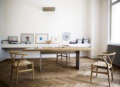 Hamburg Home & Studio, Featured on sharedesign.com.