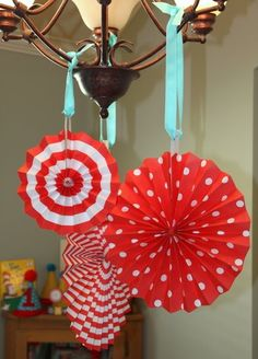 Dr. Seuss Party - Decorations