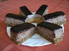 Húsvétkor biztos megint asztalra kerül a többi finomsággal együtt! :) Hozzávalók Tészta: 15 dkg vaj, 1 sütőpor, 5 dkg liszt, 10 dkg darált dió, 15 dkg porcukor, 5 tojás, 20 dkg baracklekvár Krém: 1 csokis pudingpor, 2 ek. kakaópor, 15 dkg... Poppy Cake, Ham, French Toast, Cooking Recipes, Sweets, Breakfast, Desserts, Dios, France
