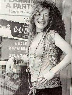 Janis Joplin. S)
