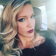 "Katie Cassidy on Instagram: ""Thank you @daniellejfowler and @jeddoreboy best hair and makeup team!  #arrow"""
