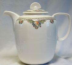 Vintage WEDGWOOD PERGULA 5 Cup COFFEE POT & LID *EXCELLENT*   $84.50