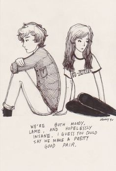 drawings of cute couples - Google Search