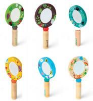 Magnifying glasses for exploring... great for the kids at picnics or other outdoor functions