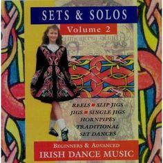 Irish Dance Music: Beginners & Advanced, Sets & Solos Volume 2 (Audio CD)  http://www.picter.org/?p=B0013QYKUQ